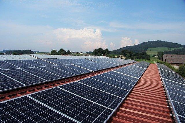 napelemes rendszer telepítése